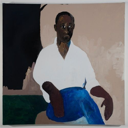 Henry Taylor On Artabase Art Contemporary Art Daily Figure Painting