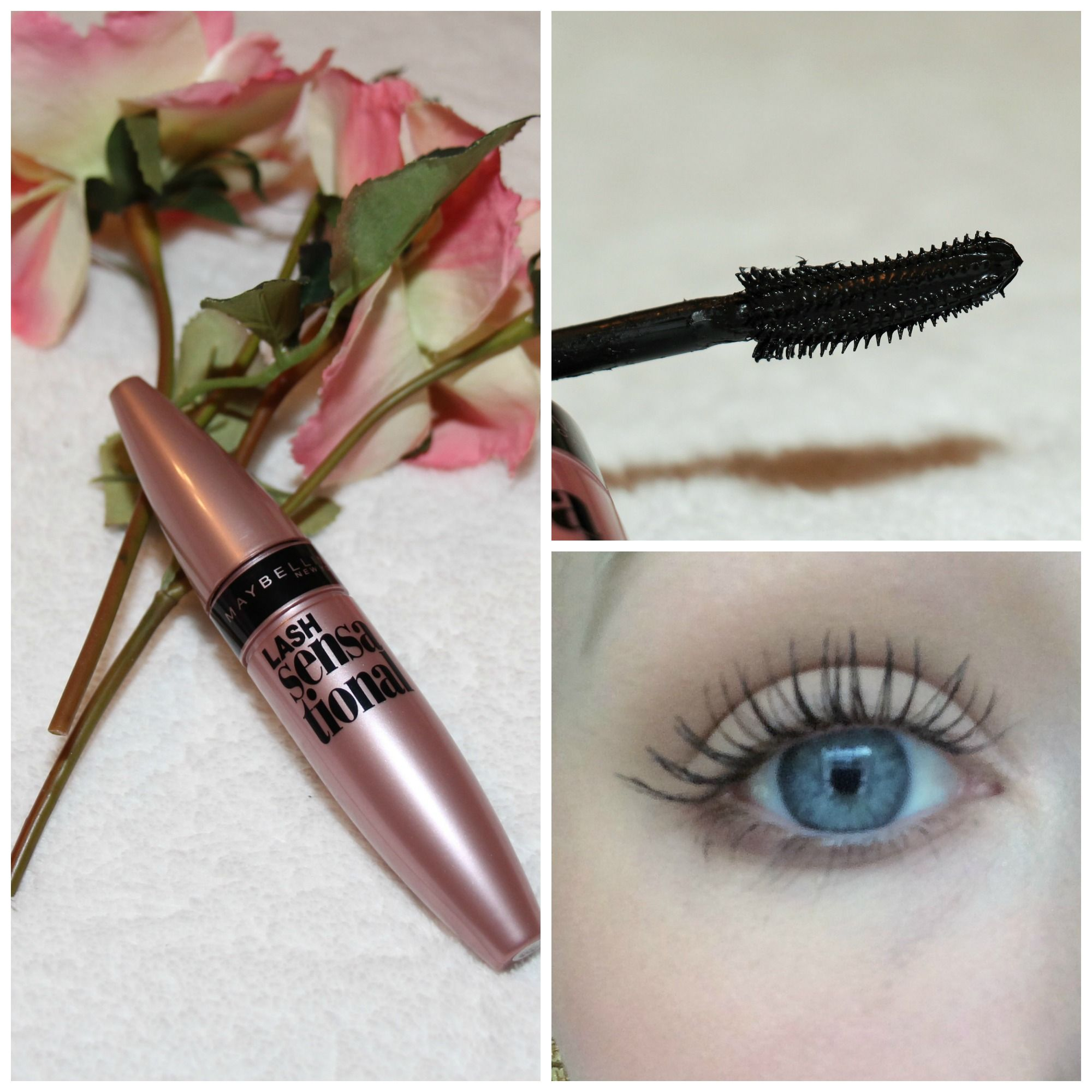 343d0e8996f Maybelline Lash Sensational Mascara~ Just uploaded a first impression  review if you want to find out more!