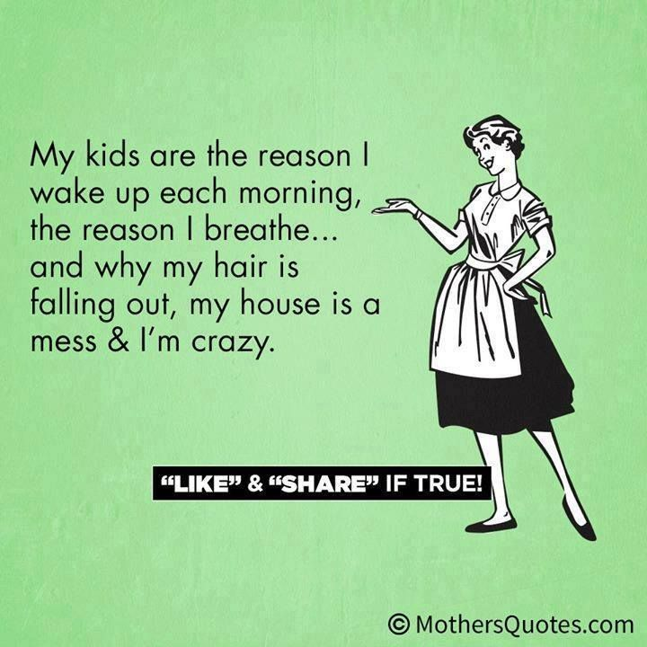 My Kids Are The Reason I Wake Up Each Morning The Reason I Breathe