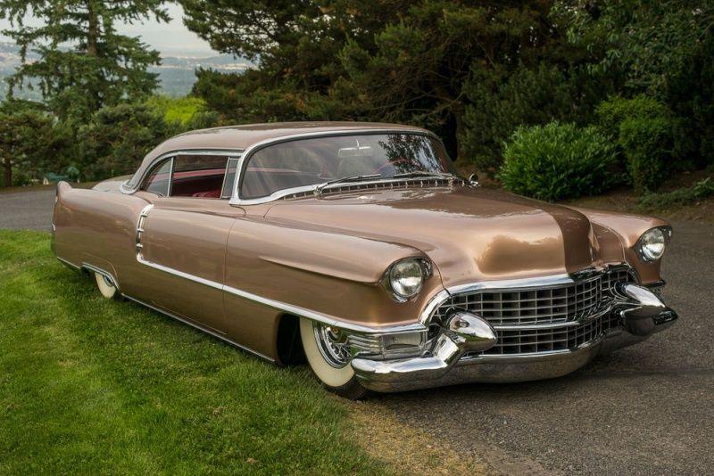 1955 Cadillac Coupe Deville – Brandon Penserini of Altissimo Restoration