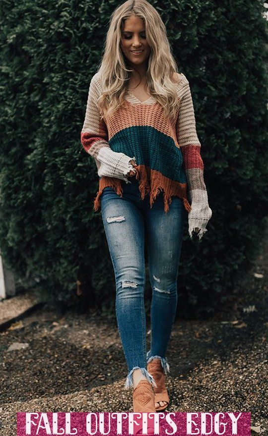 fall outfits edgy