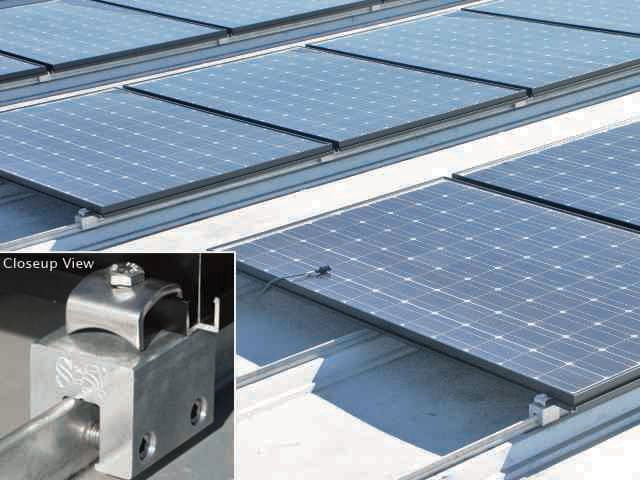 Penetrations Through Standing Seam Metal Roofs Metal Roof Standing Seam Metal Roof Standing Seam