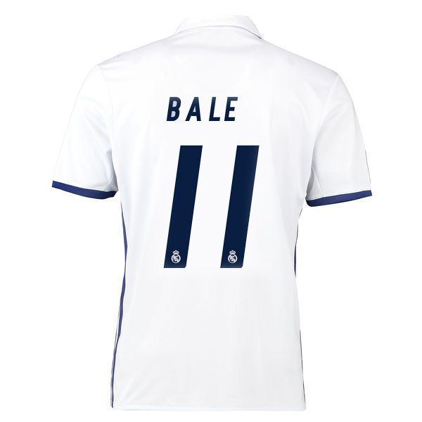 b6251abd2 2016 17 Gareth Bale Jersey Number 11 Home Men s Replica Real Madrid Team