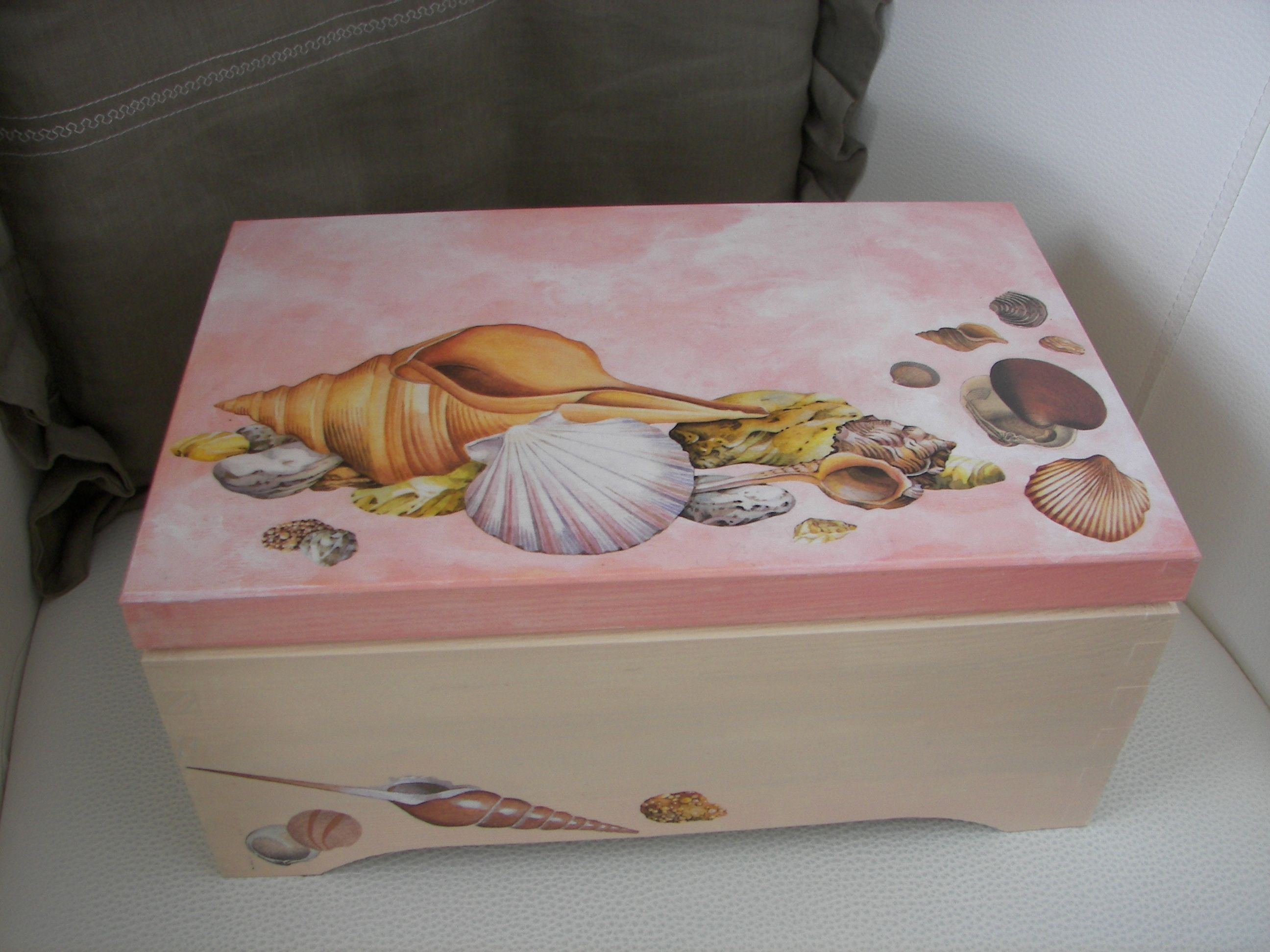 Ideas To Decorate A Box Decoupage Box  Cajas Decoradas Pinterest  Decoupage Box And