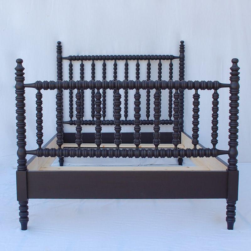 hazel spindle bed - Spindle Bed