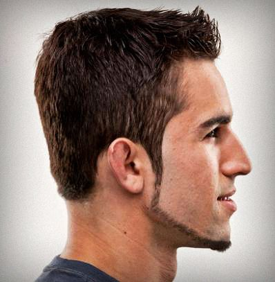 Strap mens chin How to