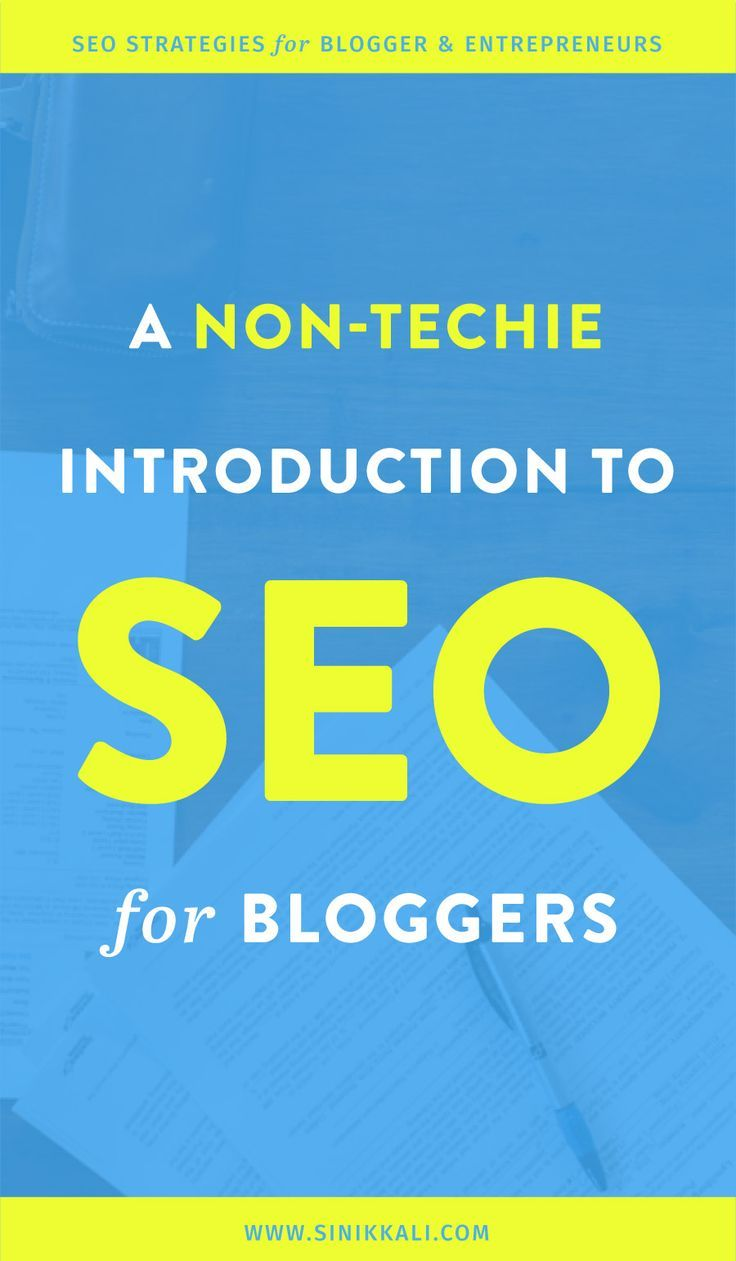 This is the first part of my Blog Series 'SEO for Bloggers'.  Working as a Website Designer & SEO Consultant I know how important it is to do the 'techy' stuff behind your Blog or Website – but I also know how hard it can be for someone who's not as nerdy