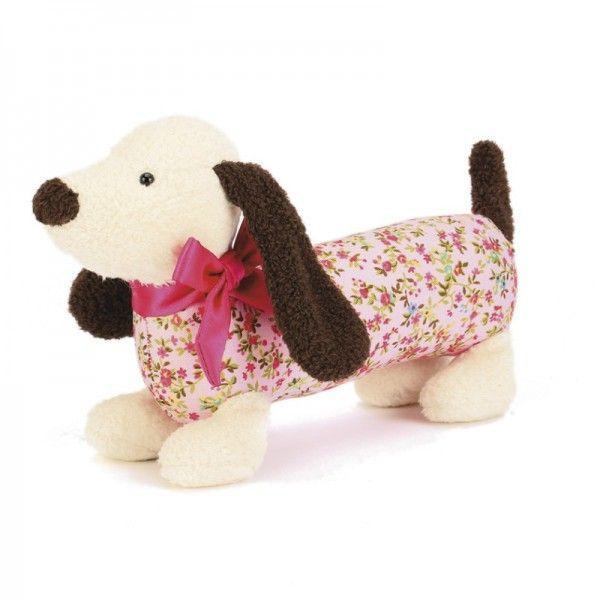 Jellycat Kuscheltier Dainty Hund cream weiß - Bonuspunkte sammeln, auf Rechnung bestellen, DHL Blitzlieferung!