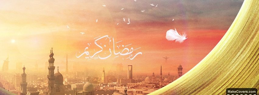 Ramadan Kareem Facebook Covers For Your Timeline Cover Photos