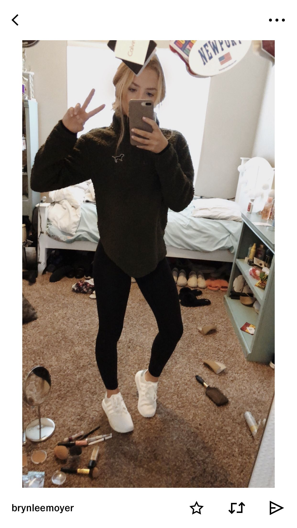 Pin by 𝓌𝒾𝓃𝓃𝒾𝑒 𝓂𝒶𝒹𝒾𝓈𝑜𝓃 on style  Cute lazy outfits