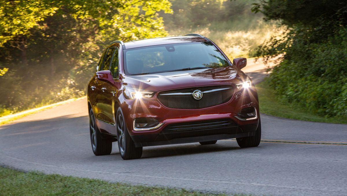 2020 Buick Enclave En 2020