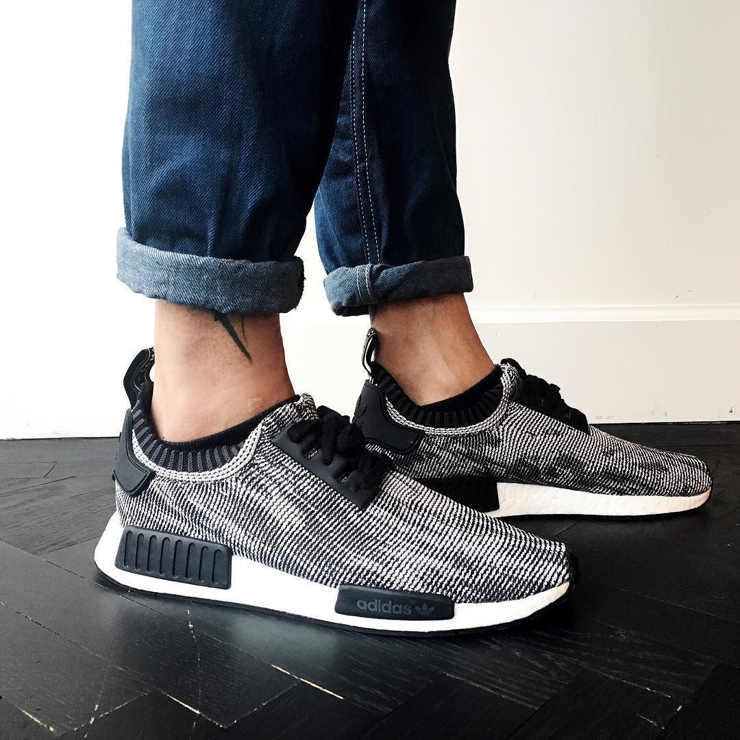 adidas Originals NMD Giveaway | Men casual, Denim, Fashion