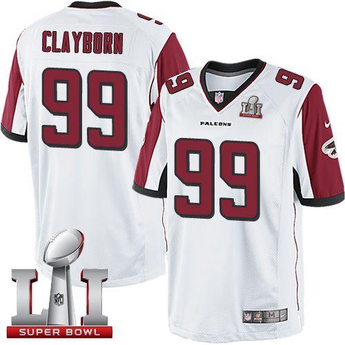 Adrian Clayborn NFL Jerseys