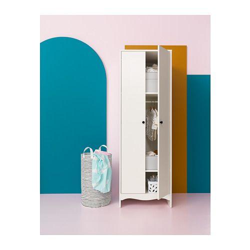 Solgul Armoire Blanc Art Pinterest Ikea Armoire Et Shelves