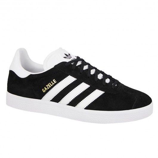 chaussures adidas gazelle noir femme