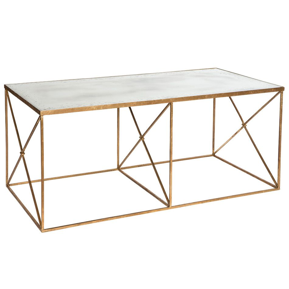 Aidan gray furniture furano gold coffee table laylagrayce aidan gray furniture furano gold coffee table laylagrayce geotapseo Images