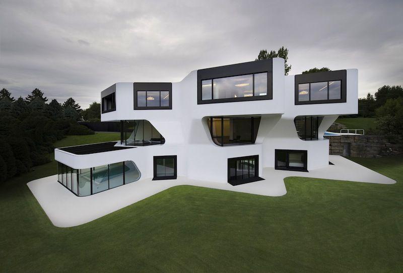 A La Recherche De La Plus Belle Maison Du Monde Belle Maison Belle Maison Moderne Les Plus Belles Maisons