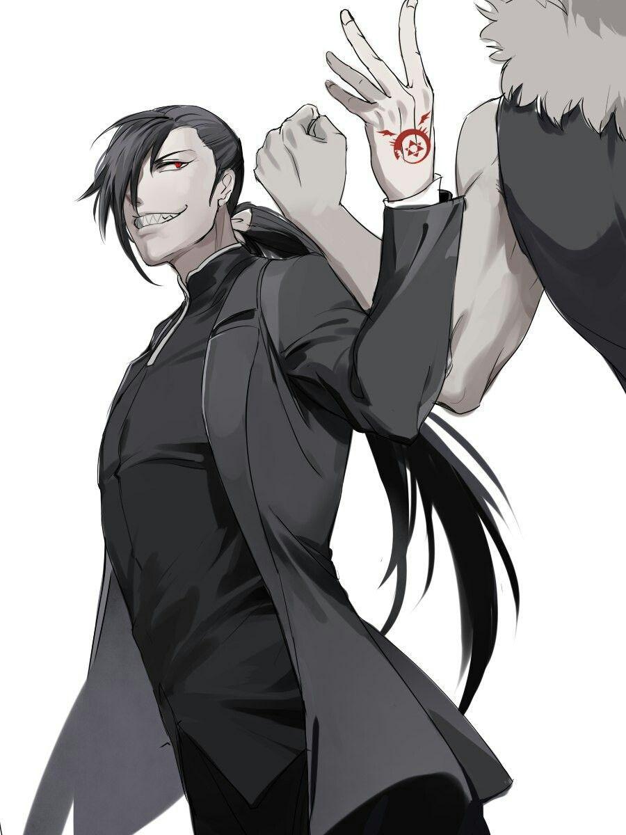 ling x greed lemon - Google Search   Fullmetal alchemist brotherhood, Fullmetal alchemist, Alchemist