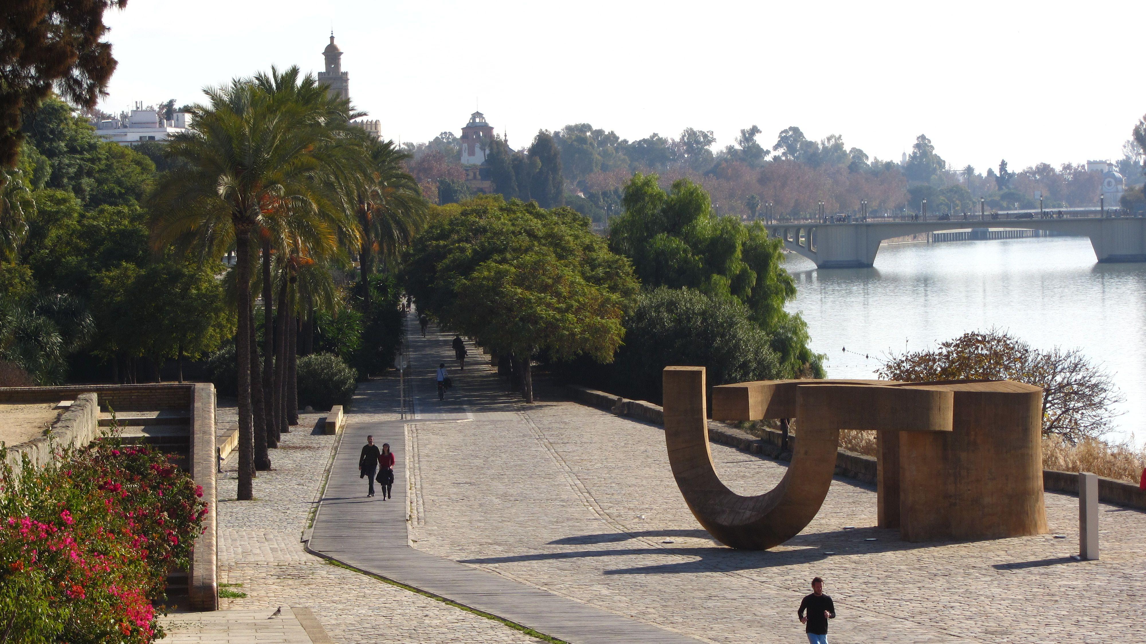 Muelle de la Sal, Sevilla