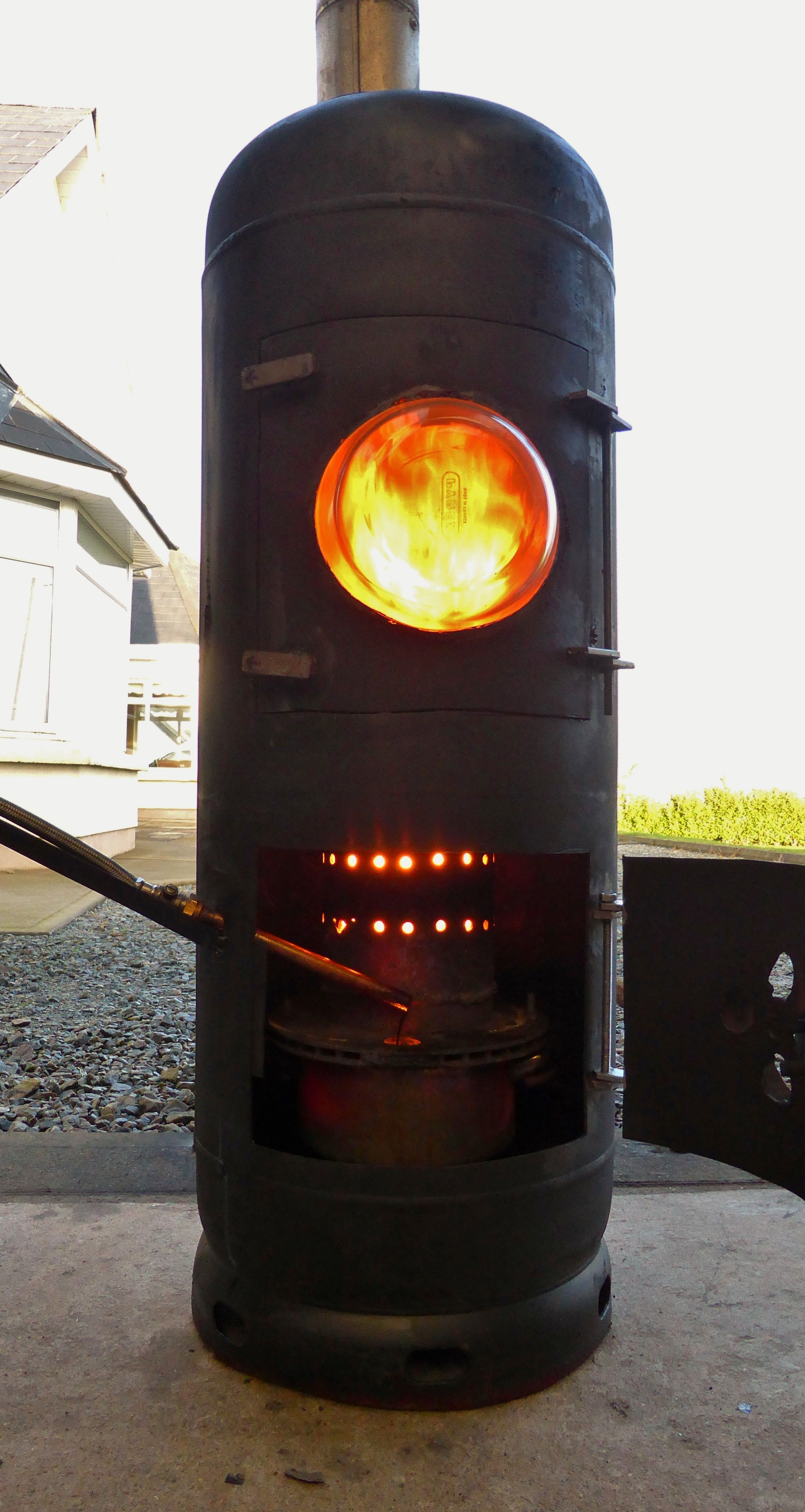Video 7 Fantastic Waste Oil Heater Make lots of free