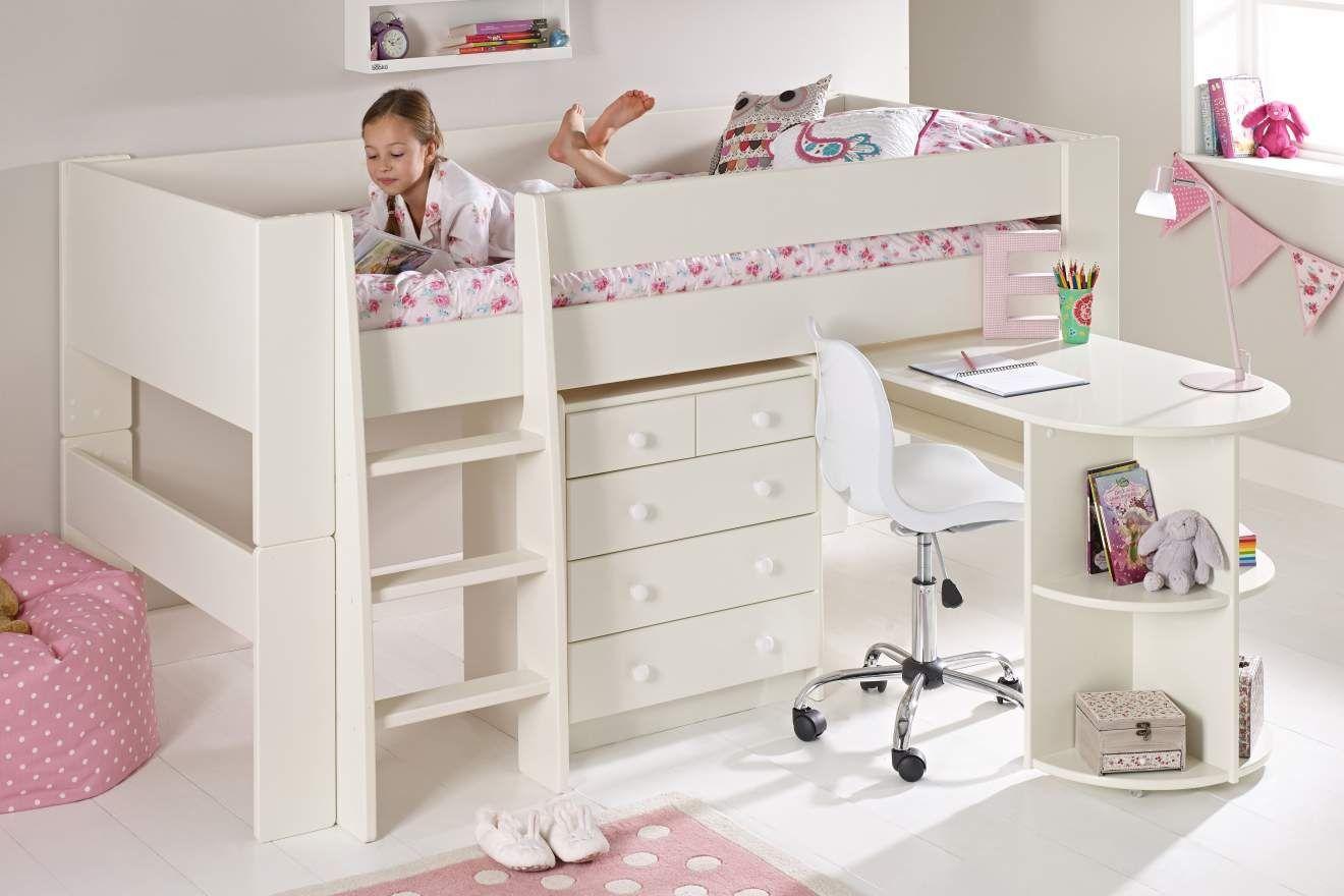 Girls Cabin Beds Room To Grow Minimalistbedroom Girls Cabin Bed Cabin Bed With Desk Cabin Beds For Kids