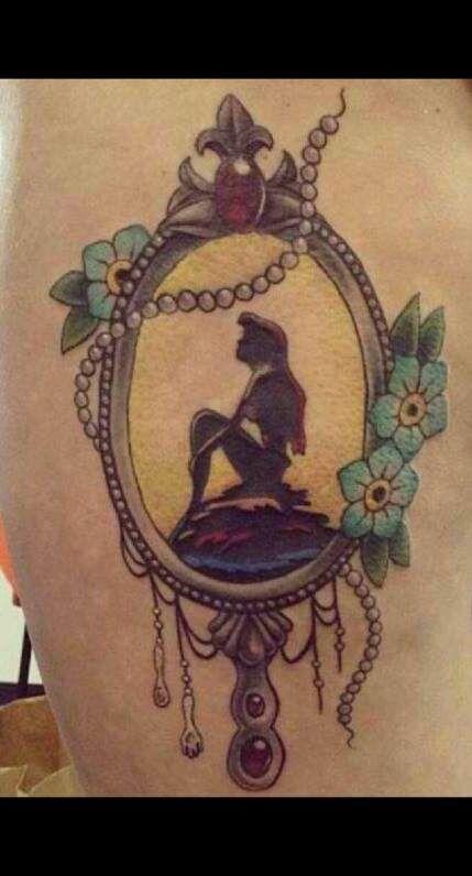 55 New Ideas For Tattoo Mermaid Sleeve Frames