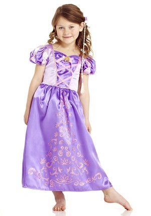 ce516d1c2fee Disney Princess Rapunzel Dress-Up Costume £12 | Avers is gonna be 3 ...