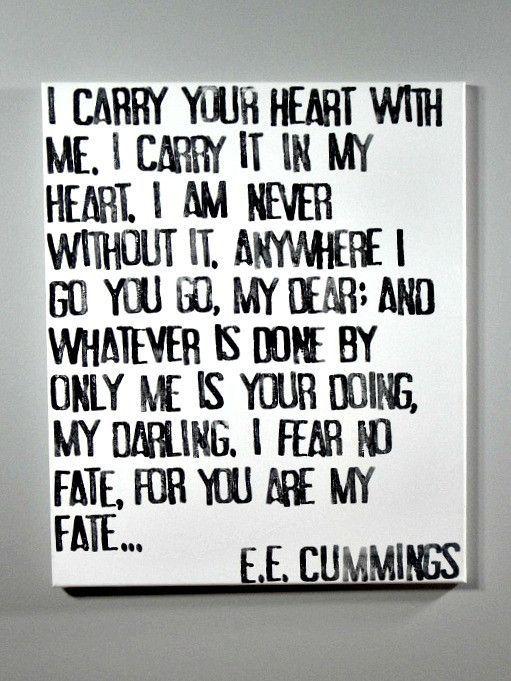 Love Quote Idea