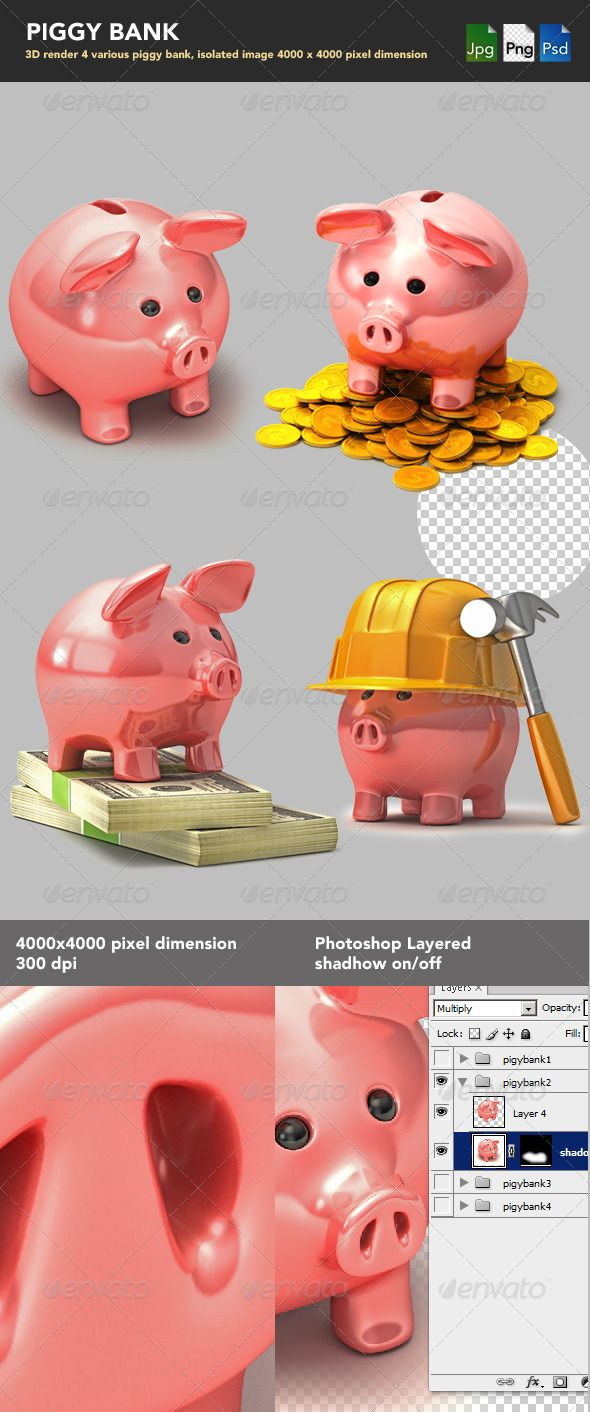 Bulk Pastel Ceramic Piggy Banks With Matte Finish 4 At Dollartree Com Piggy Bank Floral Supplies Party Supplies
