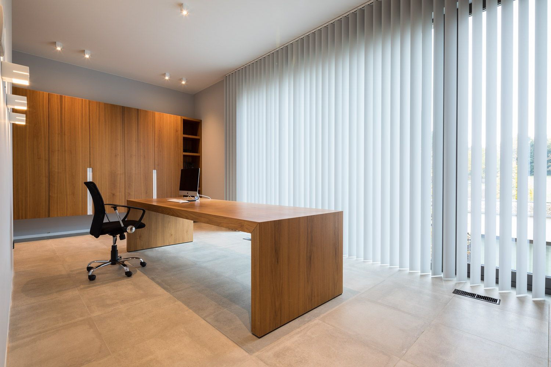 De stijl van ✘ warm minimalisme raamdecoratie op maat ┃