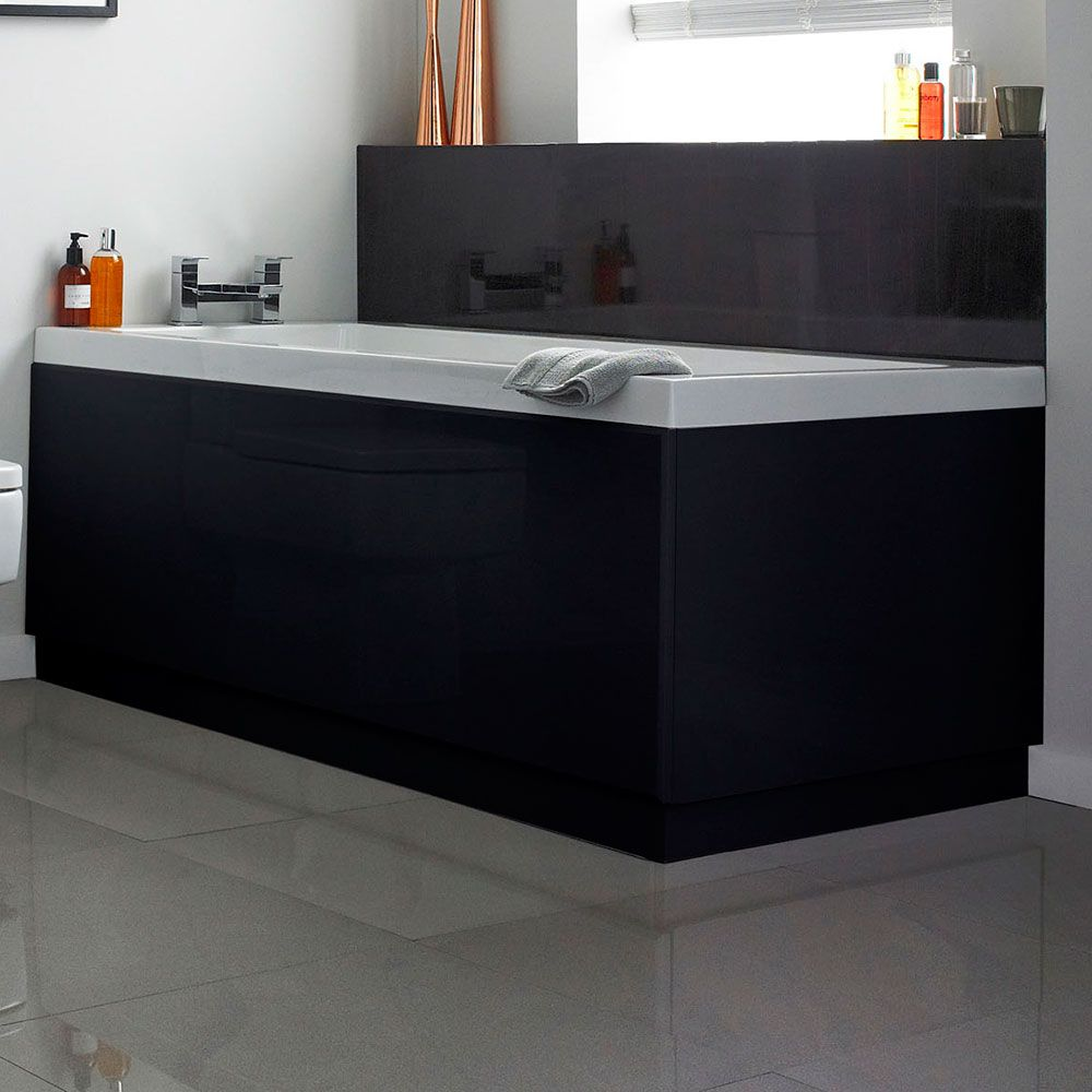 black bath panels  sale ends soon  pioneerbathrooms