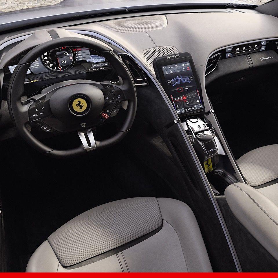 Pin By Jay Kim On Cars Ferrari Super Cars Cockpit