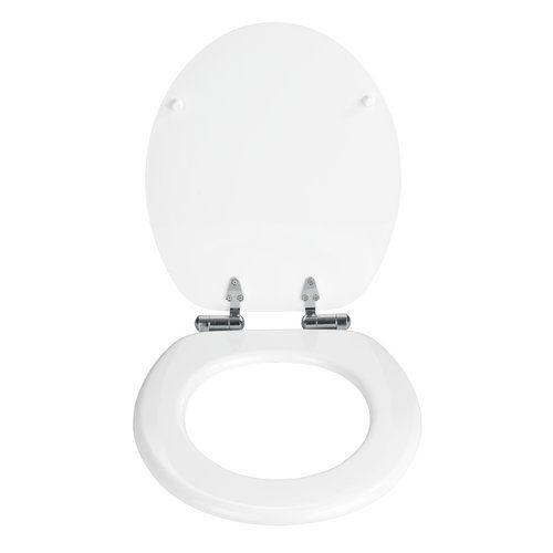 Urbino Soft Close Round Toilet Seat Symple Stuff Wood Toilet