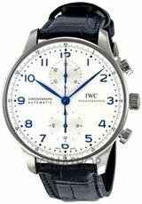 IWC Portuguese Chronograph Automatic Mens Watch IW371446