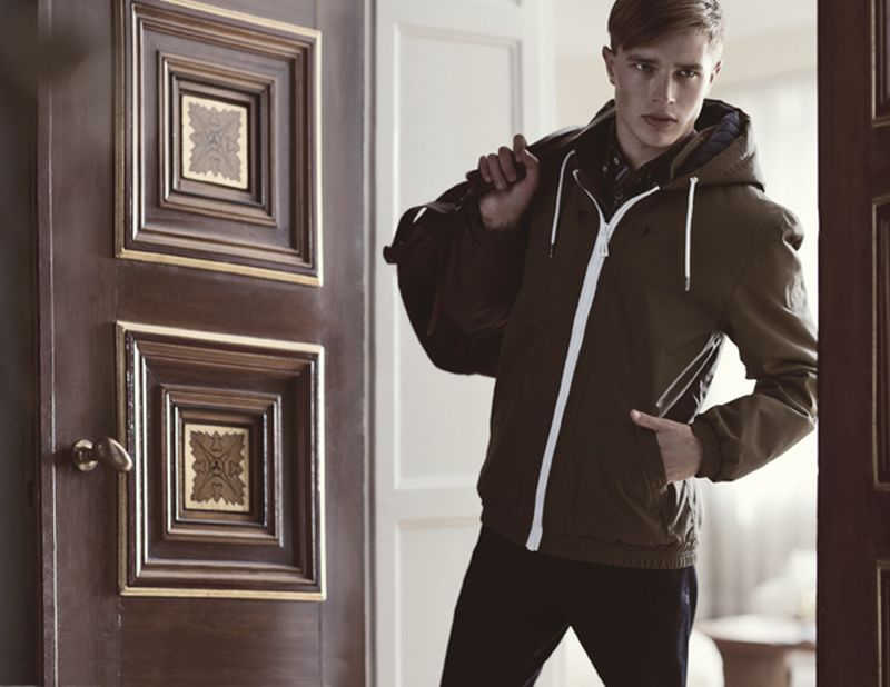 Henri Lloyd Fall/Winter 2012 Campaign