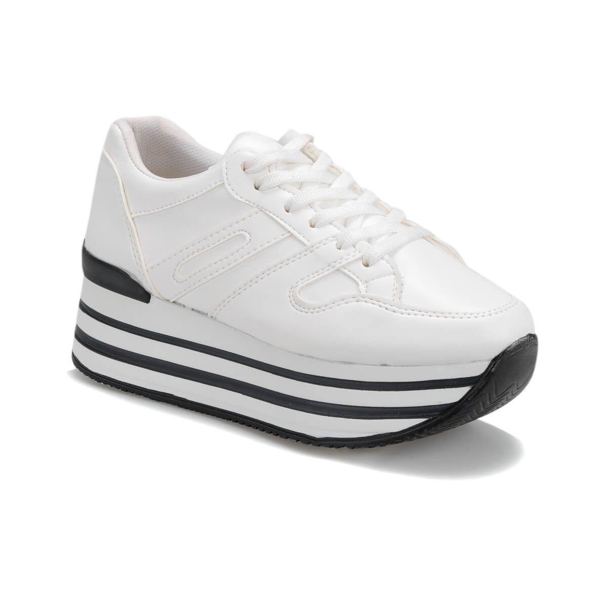 Butigo 19s 800 Beyaz Kadin Sneaker Ayakkabi 2019 Ayakabi Ve Canta Pinterest Sneakers Ve Shoes