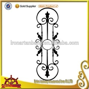 Best Factory Price Ornamental Stair Baluster Wrought Iron 400 x 300