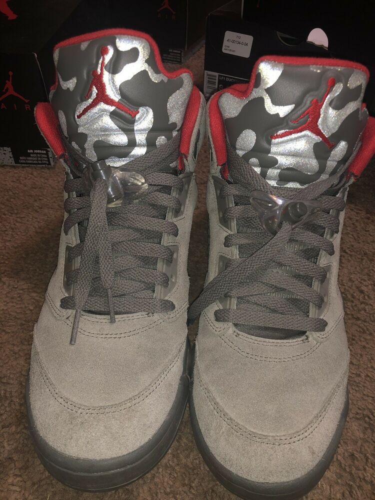 dc56f66bc605 Jordan 5 Retro P51 Mens Size 9 Camo  fashion  clothing  shoes  accessories   mensshoes  athleticshoes (ebay link)