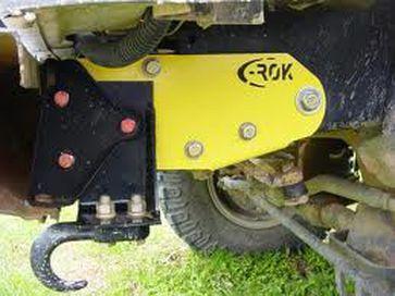 C Rok Outside Frame Plate Stiffener Jeep Cherokee Xj Jeep Wj