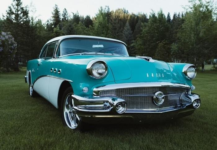 1956 Buick Riviera All-Steel Coupe Original overhead valve Restored Nailhead for sale in ELKHART, IN – $38,500