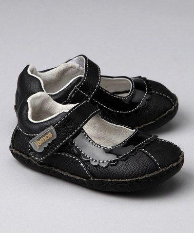 Black Maggie Mary Jane From Jemos Footwear On Zulily Girls
