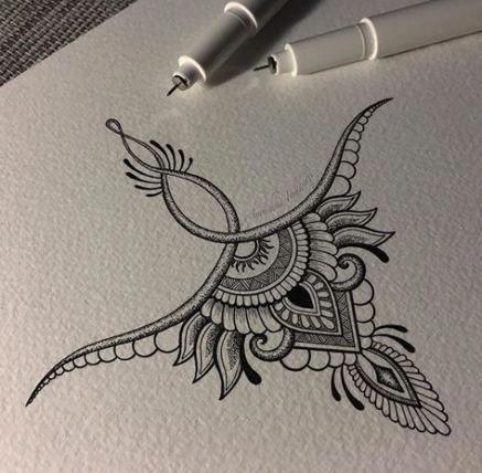 Photo of Hübsches Tattoo # Mandala Tattoo – Hübsches Tattoo # Mandala Tattoo – # Bangle…