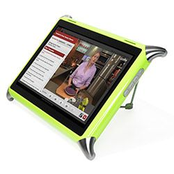 Qooq Touch Kitchen Tablet, Kitchen Confidential