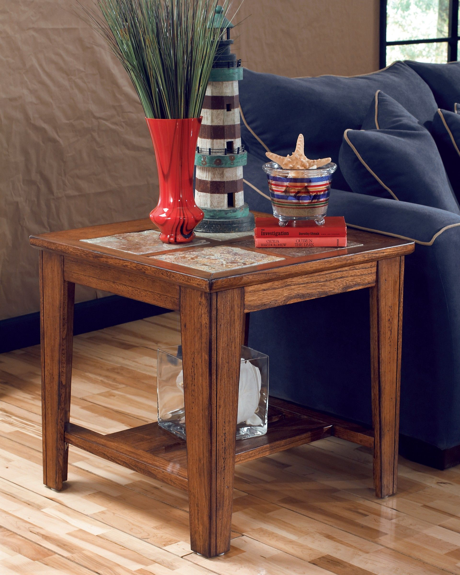 Ashley Toscana T353 2 Signature Design Square End Table End Tables Furniture Table