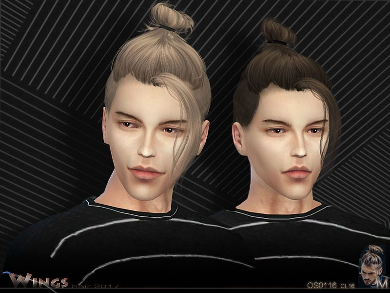 100 Sims 4 Male Hair Ideas Sims 4 Sims Mens Hairstyles