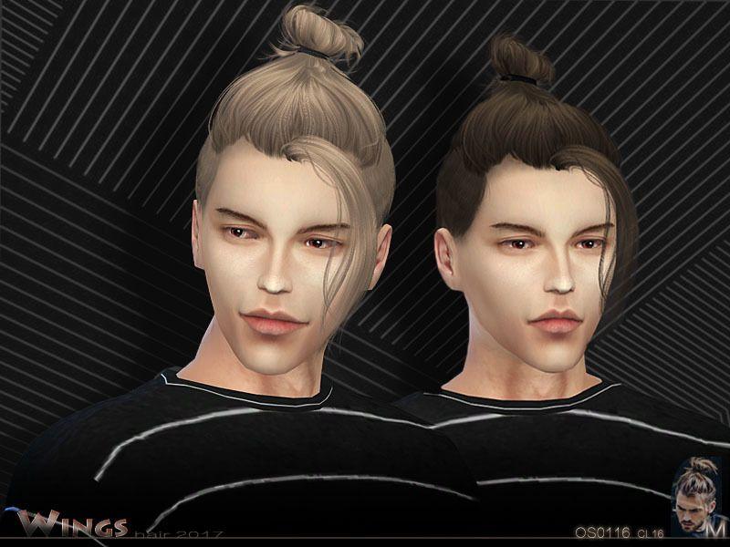 hairstyle men's hair