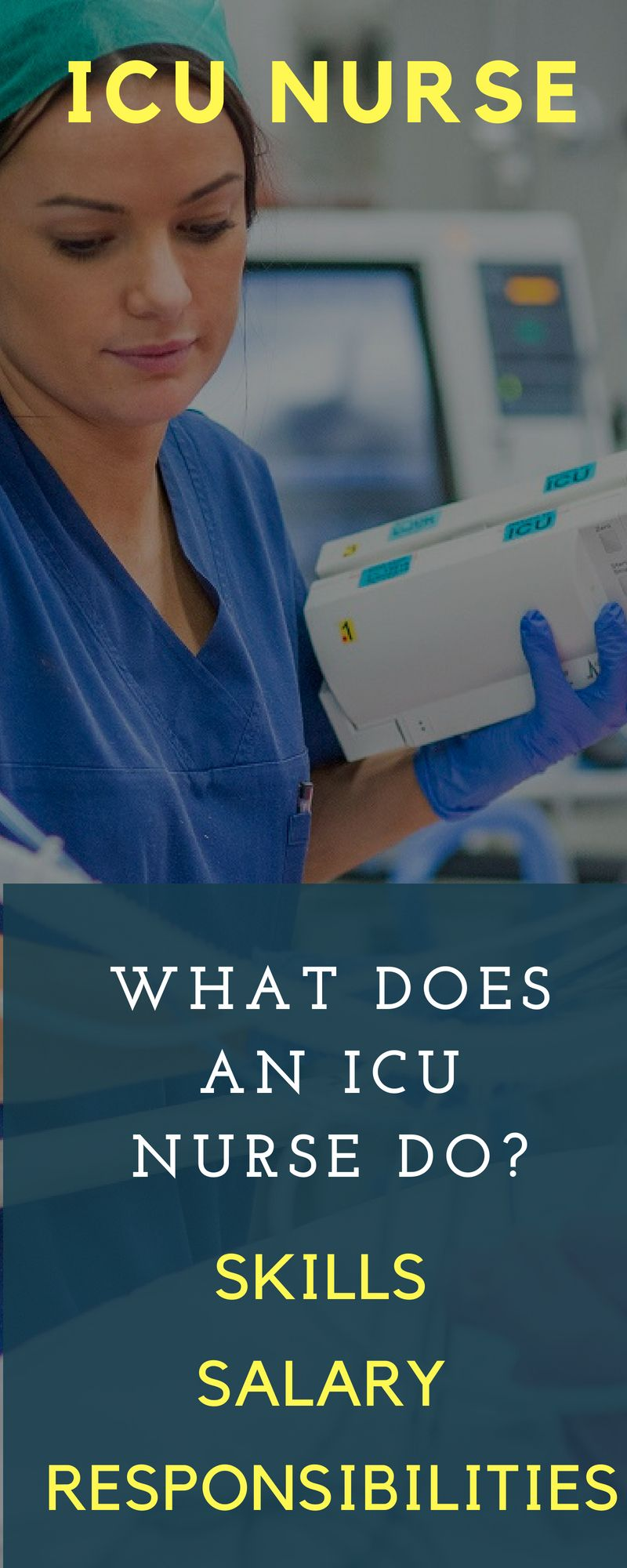 Find icu nurse jobs icu nursing salary info and an icu