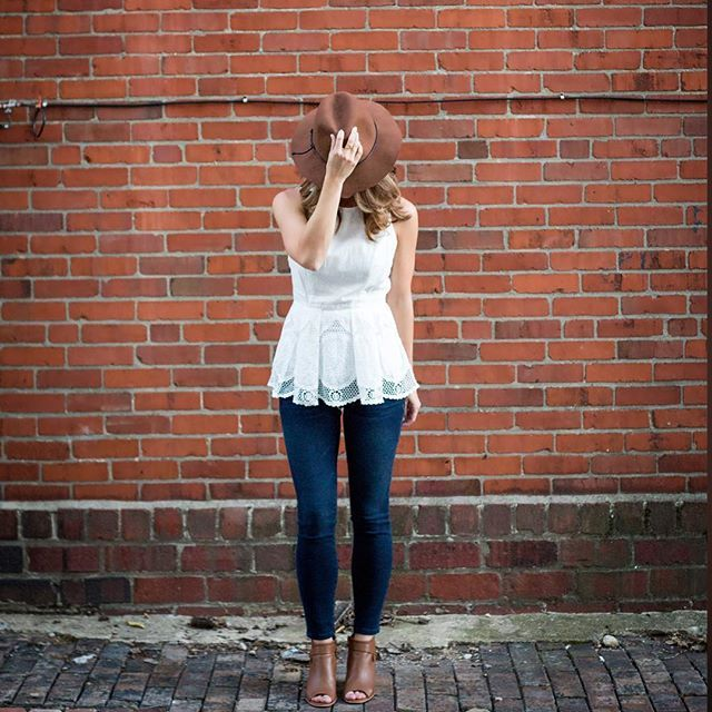Pilcro Stet Ankle Jeans   #MyAnthropologie Style   Fashion ...