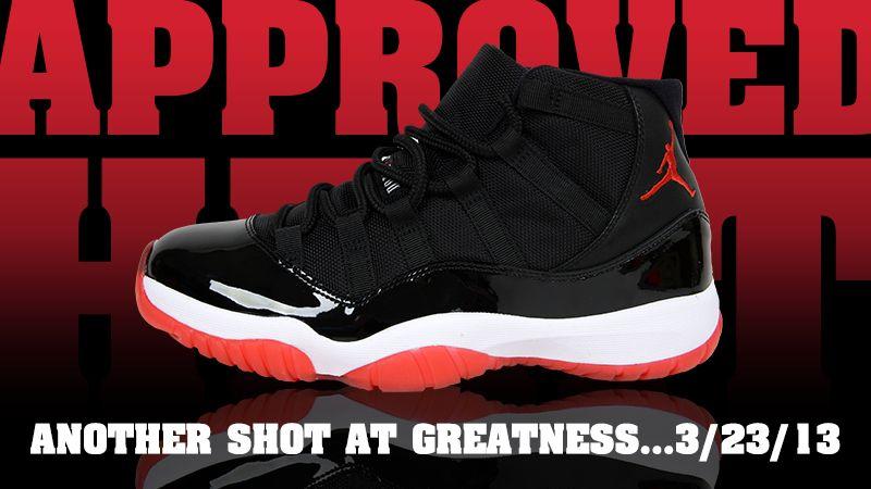 """sports shoes 28308 035ea Jordan Retro 11 """"Bred"""" Restock // Release Procedures ..."""
