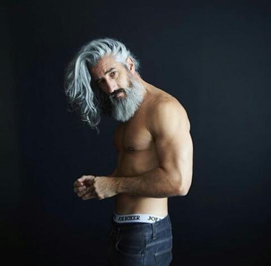 Beardelicious Long Hair Styles Men Beard Styles Beard Life
